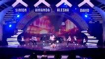 Karizma Krew dance troupe - Britain\'s Got Talent 2012 Live Semi Final - International version