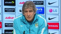Pellegrini announces departure from Manchester City