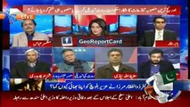 Hassan Nisar Intense Conversation With Ayesha Baksh On Metro Issue