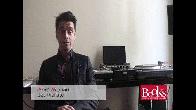 Ariel Wizman parle de Books (extraits)