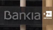 Bankia gana un 39,2 % más en 2015