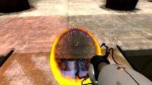 Lets Play Portal - Part 5 (Final Part) - GLaDOS Fight & Credits [HD+/60fps/Deutsch]