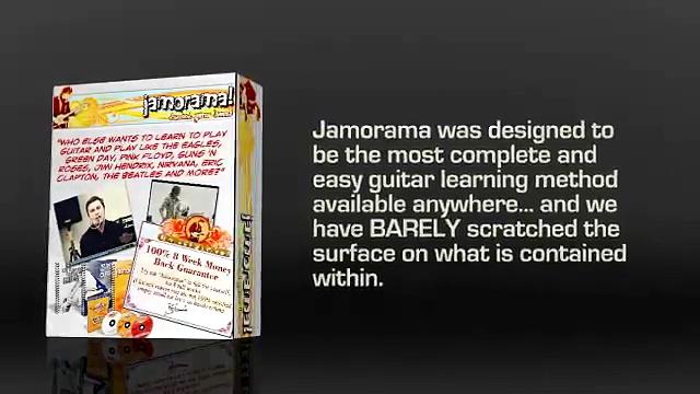 Guitar Chords – Jamorama