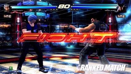 TEKKEN TAG TOURNAMENT 2 - PS3/X360 - Welcome the World Tekken Federation (Gamescom 2012)