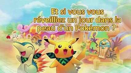 Trailer de lancement de Pokémon Mega Donjon Mystère