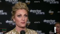 Erin Andrews and Carrie Ann Inaba about Bindi & Derek's freestyle week 11