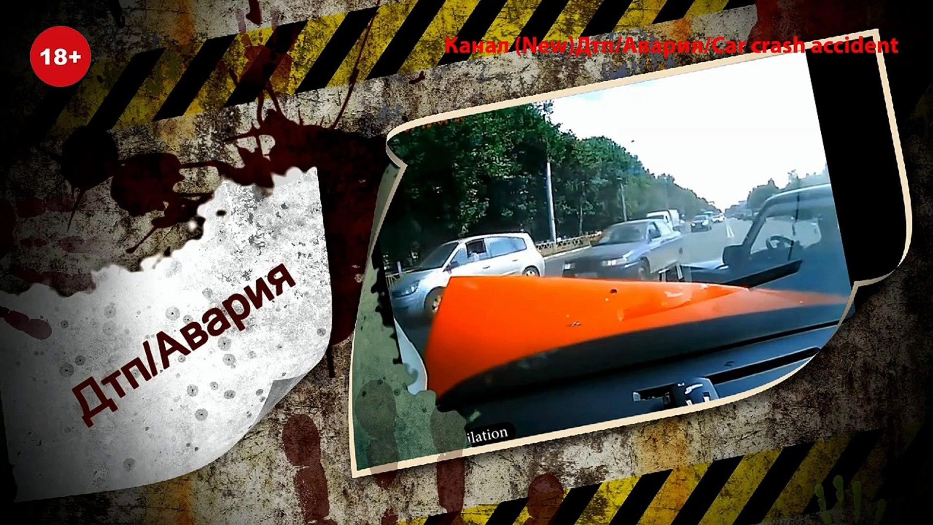 (New) Дтп Авария Car crash accident от 22.01.2016 январь HD