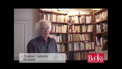 Tzvetan Todorov parle de Books (extraits)