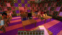 Minecraft Princess School - MAGICAL HIGH GOES TO TRAIN DRAGONS!