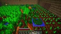 Minecraft: hardcore deel 38 LUCKY SMURF :O