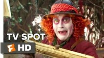 Alice Through the Looking Glass TV SPOT - It's About Time (2016) - Johnny Depp Movie HD
