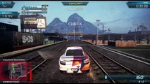 Need for Speed: Most Wanted (2012) Heroes DLC: BMW M3 GTR Most Wanted Event Gameplay