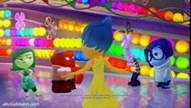 Inside Out Gameplay :Disney Infinity 3 0 Inside Out - Disney Inside Out Games 2015