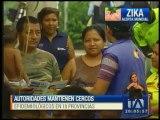 Primer caso de embarazada con Zika en Ecuador