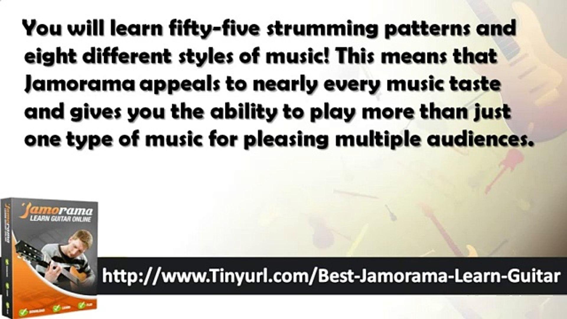 Jamorama Learn To Play Guitar   Jamorama Learn Play Guitar