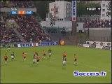 PSG-Lorient Pauleta 1-0