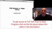 Text Your Ex Back ► Module  4 - Build Self Esteem !