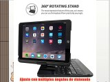 Funda Giratoria 360? con Teclado de Snugg para Apple iPad Air - Funda de Alta Calidad con Teclado