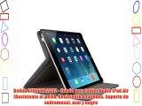 Belkin F7N060b2C02 - Funda para tablet Apple iPad Air (Resistente al polvo Resistente a rayones
