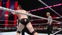 Roman Reigns & Dean Ambrose vs. Sheamus & Rusev- Raw, January 25, 2016