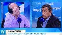 """La FNSEA réclame une """"diminution des cotisations sociales"""" des agriculteurs"""