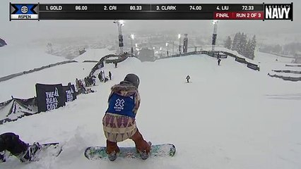 15-year-old Chloe Kim wins another X Games gold