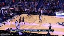 NBA RECAP Vince Carter With Reverse Dunk | Grizzlies vs Pelicans | February 1, 2016 | NBA 2015-16 Season