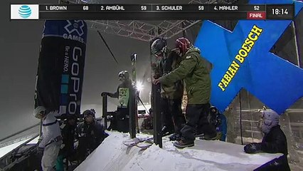 Fabian Boesch wins first X Games gold in Ski Big Air