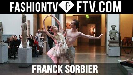 Franck Sorbier Runway Show | Paris Haute Couture S/S16 | FTV.com