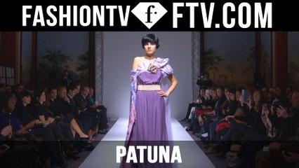 Patuna Runway Show | Paris Haute Couture S/S16 | FTV.com