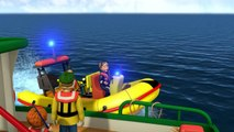 Fireman Sam: Dilys Brings Disaster To The Open Sea
