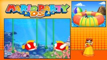 Mario Party DS - Story Mode - Part 58 - Kameks Library (2/2) (Daisy) [NDS]