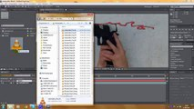 3d Muzzle Flash Tutorial - Adobe After Effects (advanced) Clip3-3