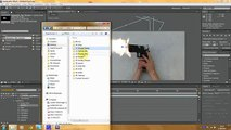3d Muzzle Flash Tutorial - Adobe After Effects (advanced) Clip6-6