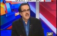 Idher PIA ne strike ki wahan Shahid Khakan Abbasi ne apni private airlines ke fares berha diye - Shahid Masood