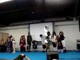 Cosplay naruto Pag show