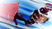 One Piece「AMV」Gear 4th Luffy Vs. Doflamingo HD Stay This Way