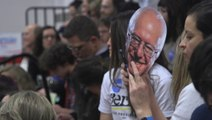Why Bernie Sanders won over this first time caucus-goer