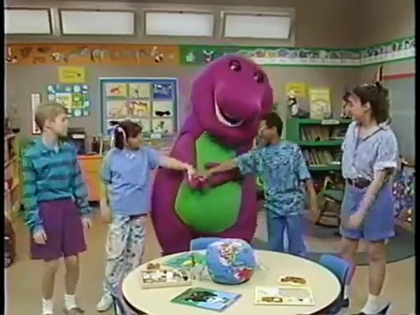 14 Barney & Friends Our Earth, Our Home Season 1, Episode 14