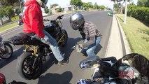 Motorcycle Drift CRASH Kawasaki Ninja ZX10R Drifting CRASHES Big Street Bike ACCIDENT FAIL