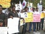 Protests in Tamil Nadu ahead of PM's visit