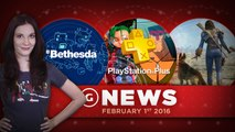 Fallout 4 Update Out Now & Bethesda Will Have Another E3 Conference! - GS Daily News