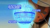 『フィニアスとファーブ/スター・ウォーズ大作戦』クリップ:デス・スター設計図