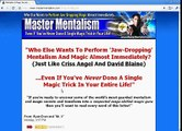 Review Of Master Mentalism Magic Course