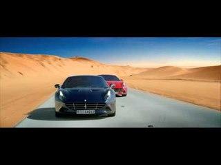 Ferrari California T nel deserto rosso - Trailer Ufficiale   HD