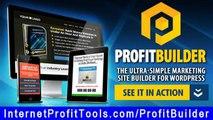 WP Profit Builder Bonus WP Profit Builder Review WP Profit Builder BEST Bonus