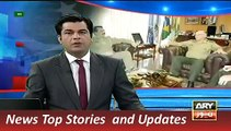 ARY News Headlines 24 November 2015, Army Chief Raheel Sharif Visit Brazil Army HQ
