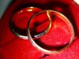 Silberne EHERINGE Fuer Das Brautpaar Vom Goldschmied