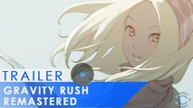 Gravity Rush Remastered - Accolades Trailer