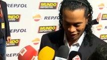 "Barça - Ronaldinho : ""Neymar doit suivre son coeur"""